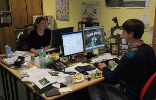 Hochschule für nachhaltige Entwicklung Eberswalde Büroarbeit