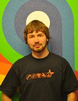 Projektmitarbeiter Orlando Schwery