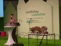 Vortrag Gruene Woche Berlin 2015