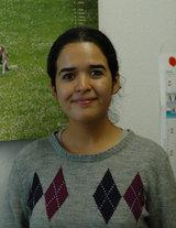 Projektmitarbeiterin Zaida Renteria Solis